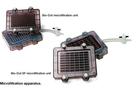 Microfiltration apparatus